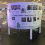 wystawa historia polskiej medycyny transplantacyjnej; historia przeszczepów w Polsce