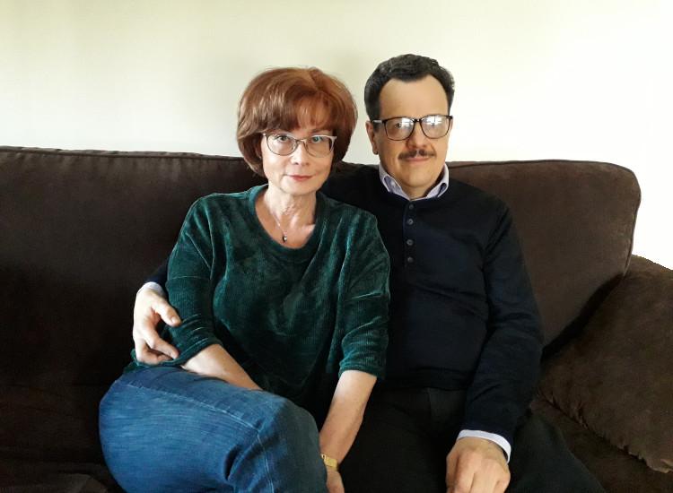 Nasza rodzina po przeszczepie jest jeszcze silniejsza i wszyscy jesteśmy sobie jeszcze bliżsi – opowiadają Grażyna i Adam Borkowscy