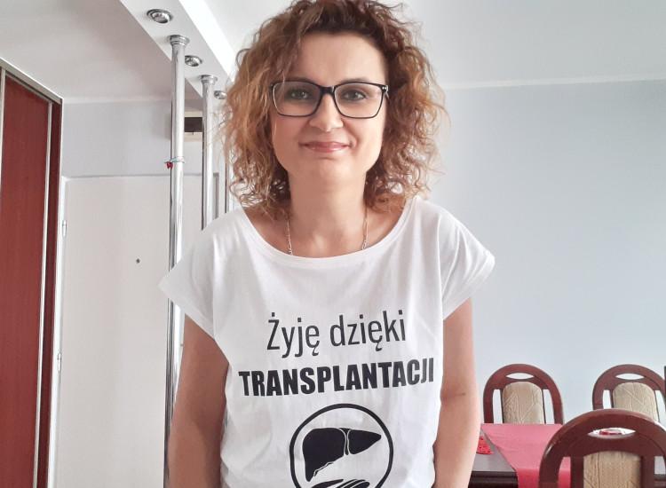 Muszę na siebie uważać, ale cóż to jest w porównaniu do tego, że się ŻYJE – opowiada Kamila Sanejko