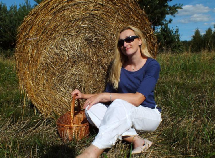 Miałam zatrzymanie krążenia, w domu, w trakcie uczenia się do egzaminów. Życie uratował mi mój brat – opowiada Agnieszka Szczerba.