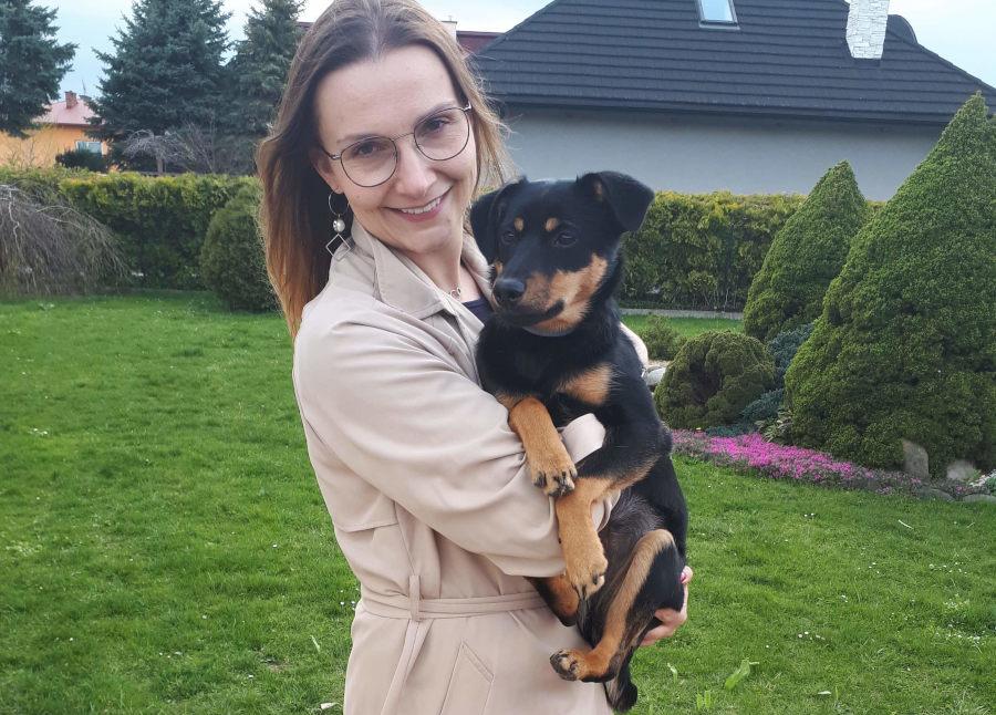 dostałam nowe życie przeszczep wątroby Aleksandra Dobrzańska