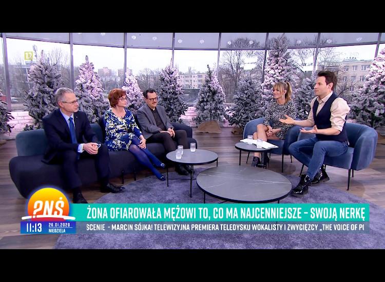 PnŚ o leczeniu przeszczepieniem w Ogólnopolski Dzień Transplantacji