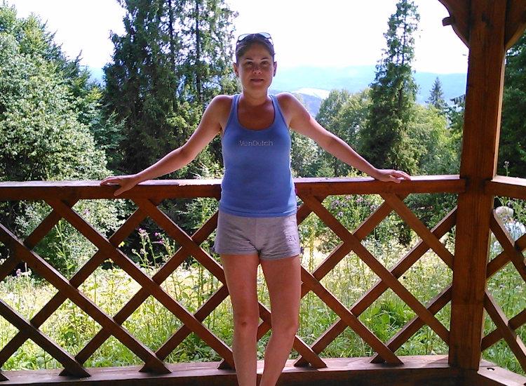 Mam teraz lepsze życie, dlatego też dbam o nie bardziej – opowiada Małgorzata Rudnik