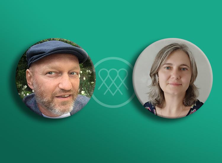 Jak to, co dobre i to, co niezwykle trudne, przekuć w coś konstruktywnego. Jadwiga Hermanowicz i Marek Biskup opowiadają, w jaki sposób powstały ich kampanie społeczne wspierające transplantologię